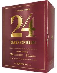 24 Days of Rum - Julekalender 2021