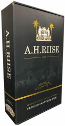 A.H. Riise Royal Danish Navy Rum gavesæt med 2 glas