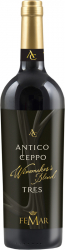 Antico Ceppo Tres Winemakers Blend 2017/2018