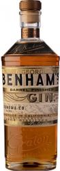 Benham's Barrel Finished Gin