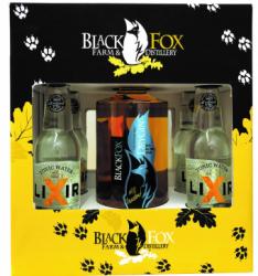 Black Fox Gin #10 Mustard – Gift Box