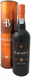 Blackett 30 years Port