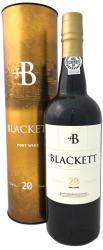 Blackett 20 year Tawny Port