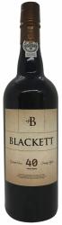 Blackett Port Wine 40 års