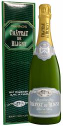 Château de Bligny Champagne Blanc de Blancs Brut i gaveæske