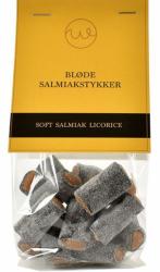 Bløde salmiakstykker