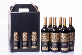 6 fl. 1853 Old Vine Estate Malbec Selected Parcel 2016