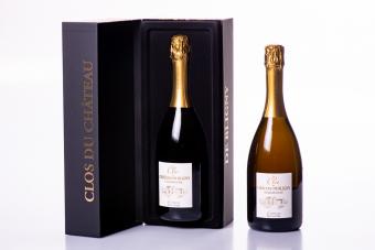 Clos du Château de Bligny Champagne Cuvée 6 Cépages Brut Nature