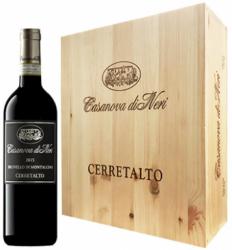 Casanova di Neri Brunello di Montalcino Cerretalto 2015
