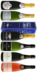 Champagne Smagekasse