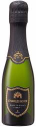 Charles Roux Blanc de Blancs Brut - Miniflaske 20 cl.