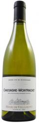 Henri de Villamont Chassagne-Montrachet Blanc 2012