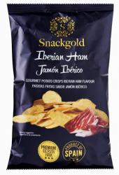 Spanske gourmetchips med Iberico skinke 125g