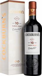 Cockburn's Tawny Port 10 Years Old i gaveæske