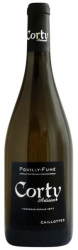 Patrice Moreux Corty Artisan Pouilly-Fume Caillottes 2019