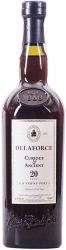 Delaforce Curious & Ancient 20 Years Old Tawny Port