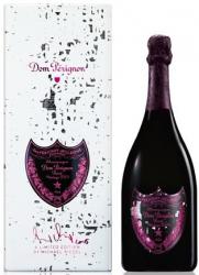 Dom Perignon Champagne Rose 2004 EOY Michael Riedel