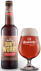 Don't Worry Brown Ale - Økologisk 0,5 % Alkoholfri