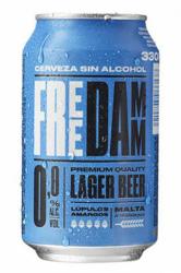 Estrella Damm Free - 0,0 % Alkoholfri øl
