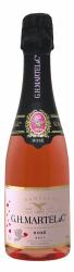 G.H. Martel Champagne Cuvee Saint Valentin Rose Brut 37,5cl