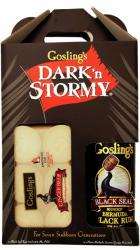 Bermuda Gosling's Black Seal Rum + 6 ds Ginger Beer