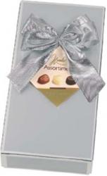 Hamlet Belgisk chokolade gaveæske sølv