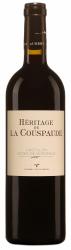 Héritage de la Couspaude Castillon-Côtes de Bordeaux 2014