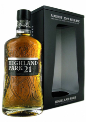 Highland Park 21 års August 2019 Release