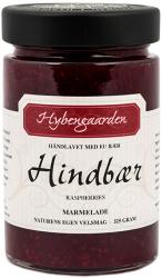 Hindbærmarmelade fra Hybengaarden