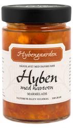 Hyben marmelade med Havtorn fra Hybengaarden