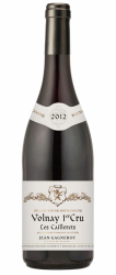 Jean Gagnerot Volnay 1er Cru Les Caillerets 2012