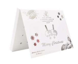 Julekalender til to personer fra Aalborg Chokoladen
