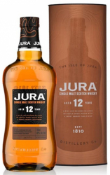 Jura 12 års Single Malt Scotch Whisky