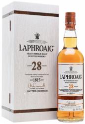 Laphroaig 28 YO Single malt