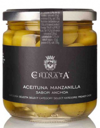 Manzanilla Oliven
