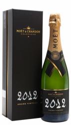 Moet & Chandon Champagne Grand Vintage 2012 Extra Brut i gaveæske