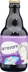 Narrevorn Kaffe/Whisky Stout fra Løkken Bryghus