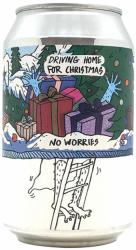 """Lervig Driving Home For Christmas """"No Worries"""" - 0,5 % Alkoholfri"""