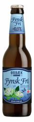 Ørbæk Økologisk Fynsk Fri - 0,5 % Alkoholfri - KASSE med 24 stk.
