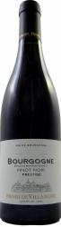 Henri de Villamont Bourgogne Pinot Noir Prestige 2018