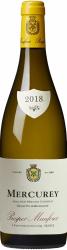 Prosper Maufoux Mercurey Blanc 2018