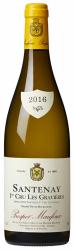 Prosper Maufoux Santenay Blanc 1er Cru Gravières 2016