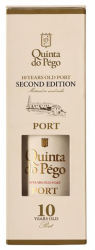 Quinta do Pégo 10 Years Old Port Second Edition Douro Portugal