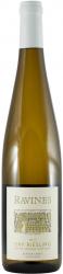 Ravines Dry Riesling White Springs Vineyard 2017