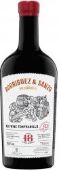 Rodríguez & Sanzo Whisky Barrel Tempranillo 2018