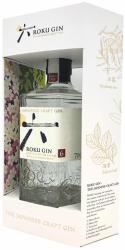 Roku Gin The Japanese Craft Gin i gaveæske