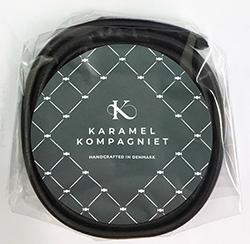 Salt Lakrids Rulle fra Karamel Kompagniet