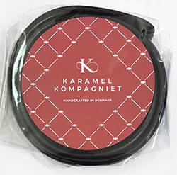 Sød Lakrids Rulle fra Karamel Kompagniet