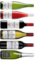 Smagekasse Rød, Hvid, Rosé og bobler - 0,5 % Alkoholfri