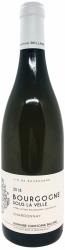 Christophe Bellang & Fils Bourgogne Chardonnay Sous La Velle 2018